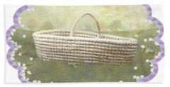 Basket Beach Towel