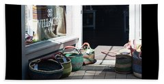 Baskets Of Africa Beach Sheet