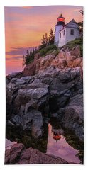 Bass Harbor Lighthouse Beach Sheet