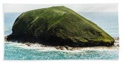 Bass Strait Island Wilderness Beach Towel