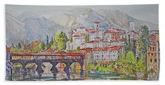 Bassano Del Grappa Beach Towel