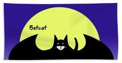 Batcat Beach Sheet