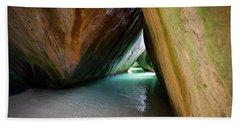 Baths At Virgin Gorda Beach Sheet