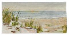 Bathtub Beach Beach Towel