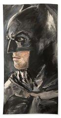 Batman - Ben Affleck Beach Towel