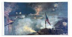 Battle Of Port Hudson Beach Towel