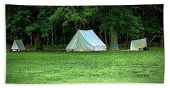 Battlefield Camp Beach Sheet