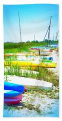 Bay Break Beach Towel