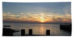 Bay Sunset Beach Sheet