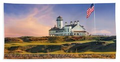 Bayonne Golf Club Beach Towel