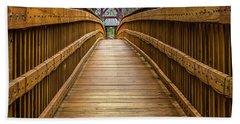 Bayou Foot Bridge Beach Sheet