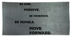 Be Kind #2 Beach Towel
