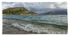 Beach At St. Kitts Beach Sheet