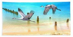 Beach Beauties Beach Towel