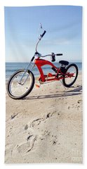 Beach Cruiser Beach Towel