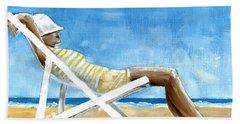 Beach Day Beach Sheet