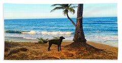 Beach Dog  Beach Towel