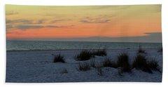 Beach Evening Tones Beach Towel