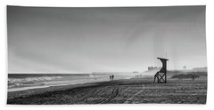 Beach Fog Beach Towel