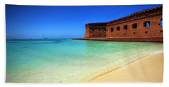 Beach Fort. Beach Towel