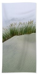 Beach Grass And Dunes Beach Towel