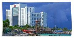 Beach Life In Cancun Beach Towel