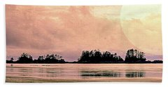 Beach Light Goodnight Beach Towel