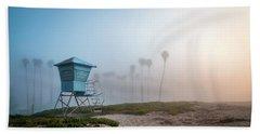 Beach Sheet featuring the photograph Beach Office by Sean Foster