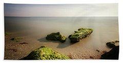 Beach Sheet featuring the photograph Beach by RC Pics