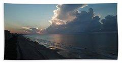 Beach Silver Lining  Beach Towel