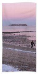 Beach Stroll Beach Sheet
