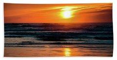 Beach Sunset Beach Sheet