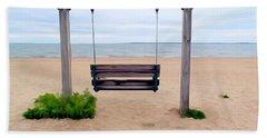 Beach Swing Beach Towel
