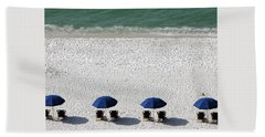 Beach Towel featuring the photograph Beach Therapy 2 by Marie Hicks