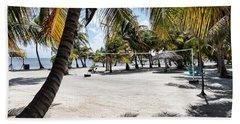 Beach Volleyball Court Beach Sheet