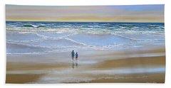 Beach Walk Beach Towel