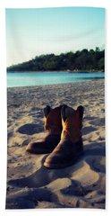 Beached Boots Beach Sheet