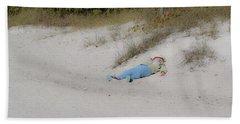 Beaching Beauty Beach Towel