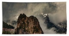 Beacon Rock Beach Towel