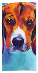Beagle - Chester Beach Towel