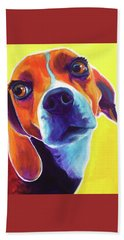 Beagle - Marcie Beach Towel