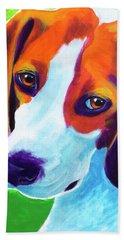 Beagle - Watson Beach Towel
