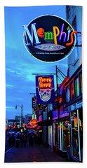 Beale Str. Blues  Beach Sheet