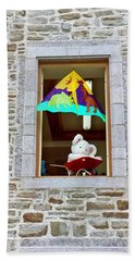 Beach Towel featuring the photograph Bear Formally Known As Teddy by John Schneider