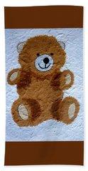 Bear Hug Beach Towel
