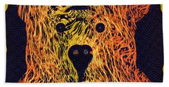 Bear With Me Beach Towel
