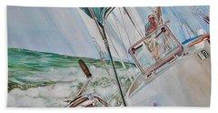 Beating Windward Beach Sheet