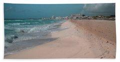 Beautiful Beach In Cancun, Mexico Beach Towel