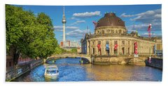 Beautiful Berlin Beach Towel