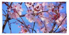 Beautiful Blossoms Blooming  For Spring In Georgia Beach Towel